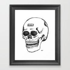 Homo Sapiens Format C: Framed Art Print
