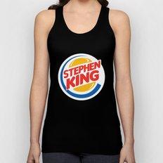 Stephen King Unisex Tank Top