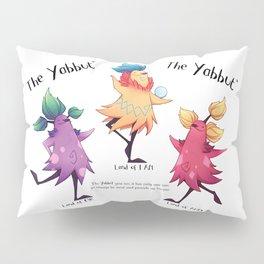 Dancing Yabbuts Pillow Sham