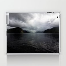 Clouded Fjord Laptop & iPad Skin