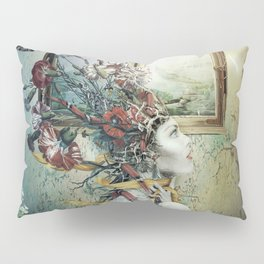 Life in Death Pillow Sham