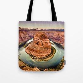 Horseshoe Bend Grand Canyon Arizona Tote Bag