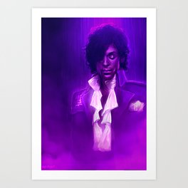 dearly beloved. Art Print