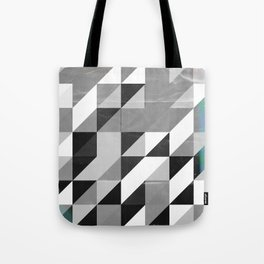 Relaxed Black Tote Bag
