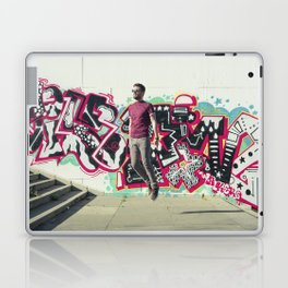 Hipster Abduction Laptop & iPad Skin