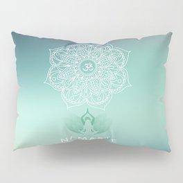 Namaste 2 Pillow Sham