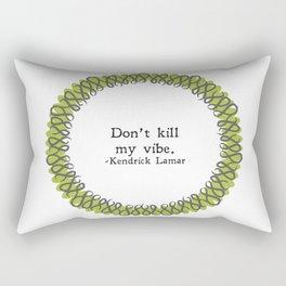 Floral - My Vibe Rectangular Pillow