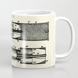 Rocket Shell-1947 Coffee Mug