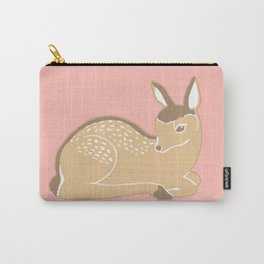 White-Tailed Deer Fawn Carry-All Pouch
