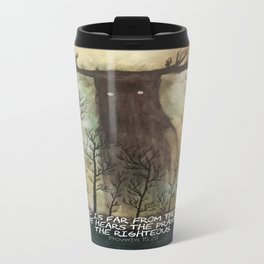 Far From the Wicked Travel Mug