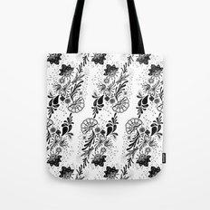 Lace 2  Tote Bag