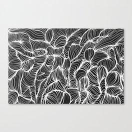 Zen Waves Canvas Print