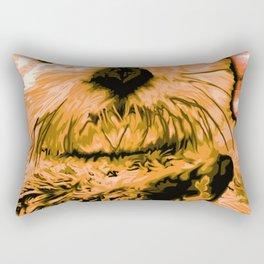 Sea Otter Rectangular Pillow