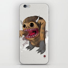 Wild 1 two iPhone Skin
