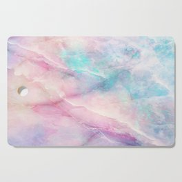 Iridescent marble Cutting Board