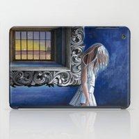 "kafka iPad Cases featuring ""K"" il sole anche di notte / ""K"" the sun even at night by GaeTano & Valentina"