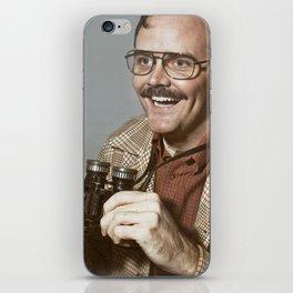 i.am.nerd. :: danforth f. iPhone Skin