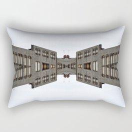 Architectural Horizon Rectangular Pillow