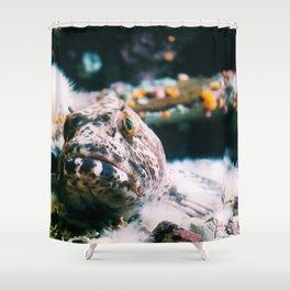 Fishy Fish Shower Curtain