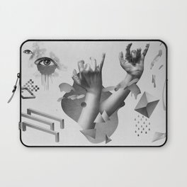 Hands Laptop Sleeve