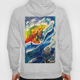 Deep Sea Rainbow Hoody
