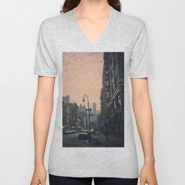 Lower East Side Unisex V-Neck