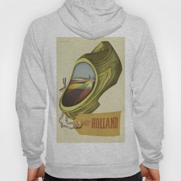 Vintage poster - Holland Hoody