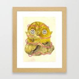 Conceited Framed Art Print