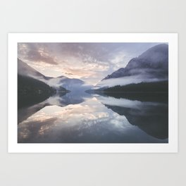 Mornings like this - Landscape and Nature Photography Art Print