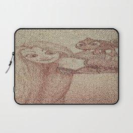 Rapunzel & Pascal Laptop Sleeve