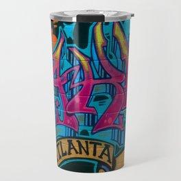 ATL Graffiti Travel Mug
