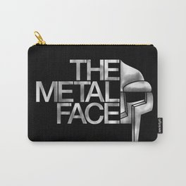 MF Doom - The Metal Face Carry-All Pouch