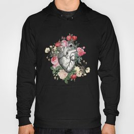 Roses for her Heart Hoody