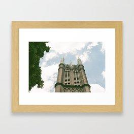 Church On Queen Framed Art Print