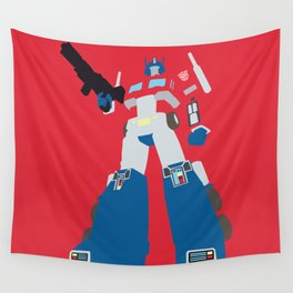 Transformers G1 - Optimus Prime Wall Tapestry