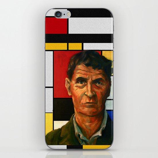 Ludwig Wittgenstein iPhone Skin