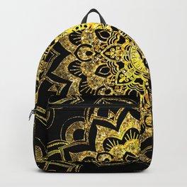 Golden Darkness Backpack