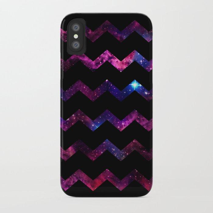 Galaxy Chevron iPhone Case