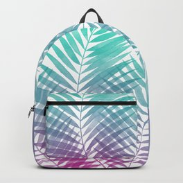 Palm Beach Fronds Backpack