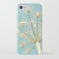 umbrella iPhone & iPod Cases featuring Umbrella by Cassia Beck