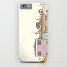 Colored Houses iPhone 6s Slim Case