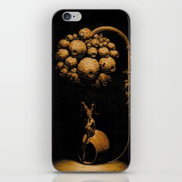 morpheus iPhone Skin