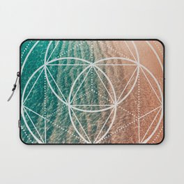 Geometry #1 Laptop Sleeve
