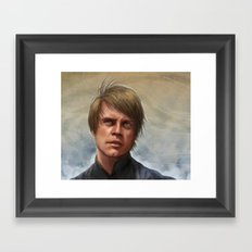 Skywalker Framed Art Print