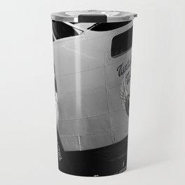 Beech AT-11 in BW Travel Mug