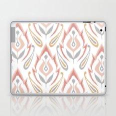 Peachy Ikat Laptop & iPad Skin