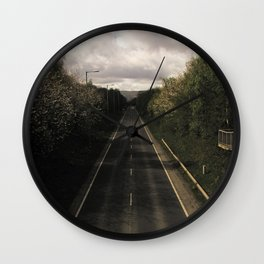 Counting Miles Wall Clock