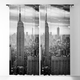 Empire State Building, New York City Blackout Curtain