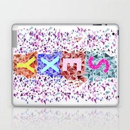 Geometric - Sexy triangles Laptop & iPad Skin
