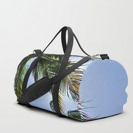 3D Palm Trees Duffle Bag